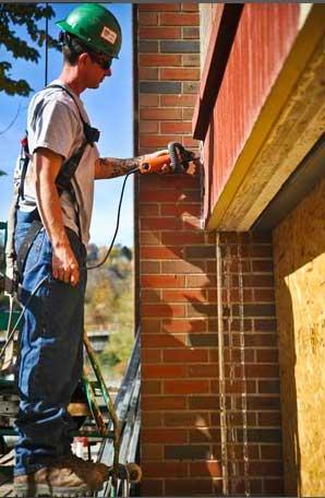 Restoring a Building in Turtle Creek Pennsylvania