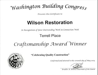 Certified Professional Building Restoration Company in Pittsburgh
